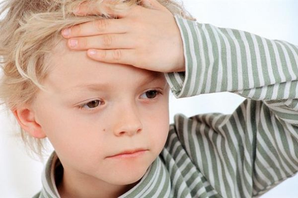 Uşaqlarda Baş Ağrısı